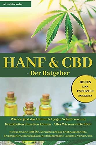 HANF & CBD - Der Ratgeber: Wie Sie jetzt...