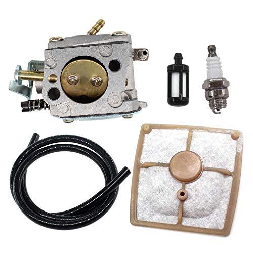 AISEN Vergaser Luftfilter für Stihl 040 041 AV 040AV 041AV Farm Boss Ersetzt 1110-120-0602 1110-120-0608 1110-120-0609