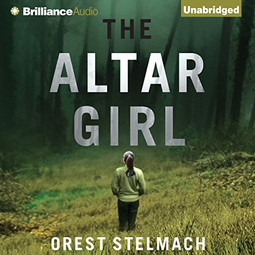 The Altar Girl audiobook cover art