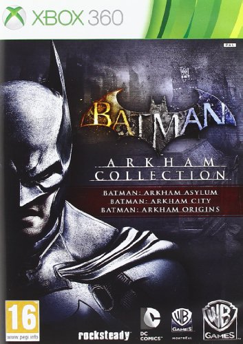 Batman Arkham Trilogy Collection [Importación Italiana]