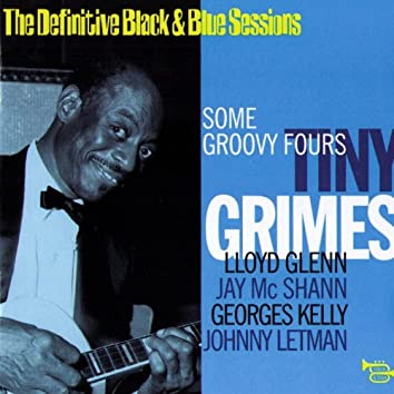 Some Groovy Fours (France, 1968-1974) [The Definitive Black & Blue Sessions]