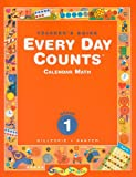 Great Source Every Day Counts: Teacher's Guide Grade 1