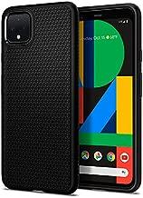 Spigen Liquid Air Armor Designed for Google Pixel 4 XL Case (2019) - Matte Black