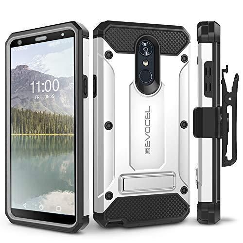 LG Stylo 4 Case, Evocel [Explorer Series Pro] Premium Full Body Case...