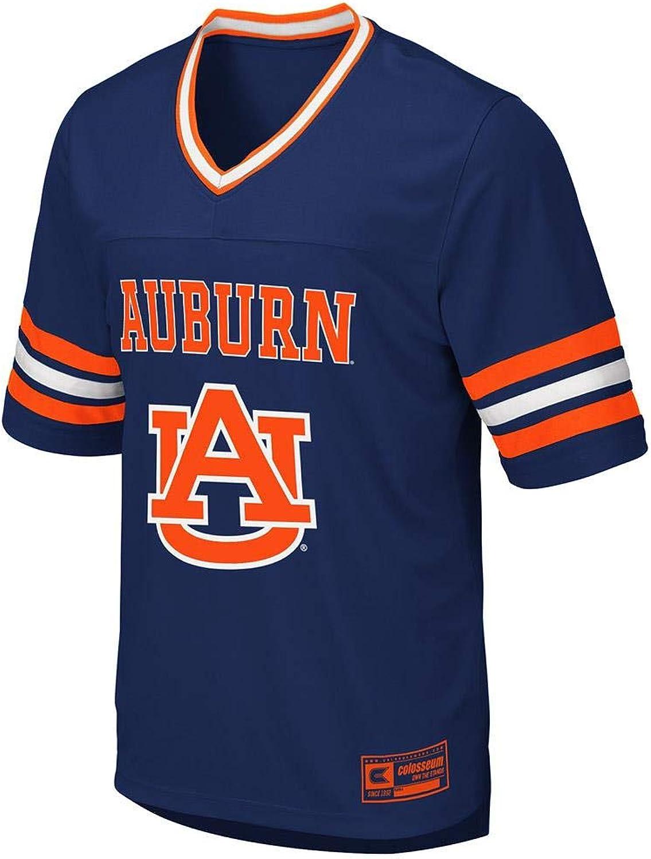 Colosseum Mens Auburn Tigers Football Jersey