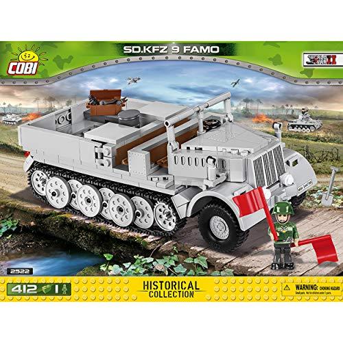 COBI 2522 Konstruktionsspielzeug, grau