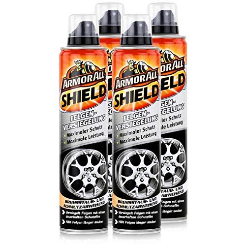Armor All Shield Felgen-Versiegelung 300ml - Hält bis zu 4 Wochen (4er Pack)
