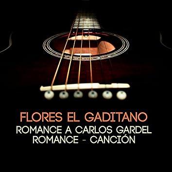 Romance a Carlos Gardel - Romance - Canción