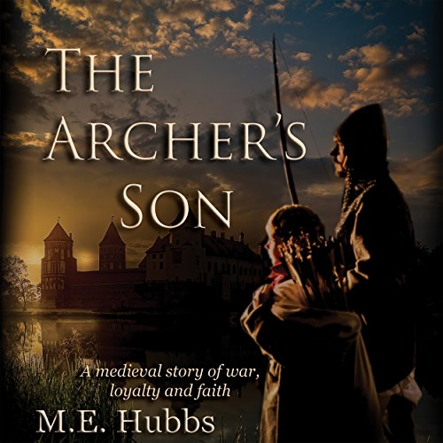 The Archer's Son audiobook cover art