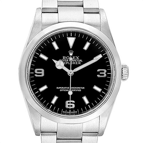 Rolex Explorer Automatic-self-Wind...