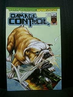 Damage Control #2 (of 3) / World War Hulk Aftersmash