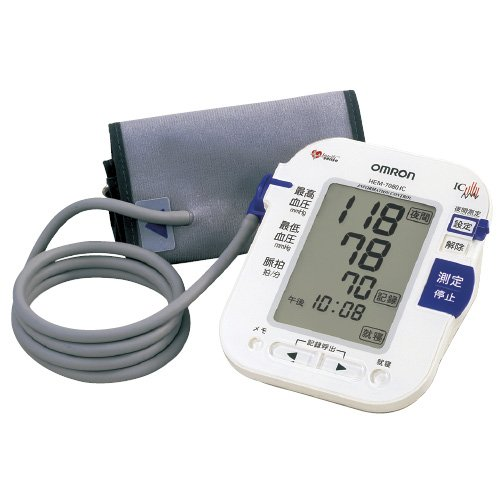 『IC血圧管理ソフト ICケツアツカンリソフト HEM-SOFT-IC4【1個単位】(23-2329-01)』のトップ画像