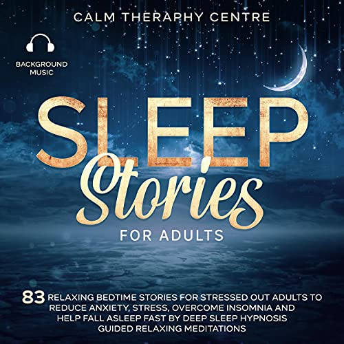 Sleep Stories for Adults cover art