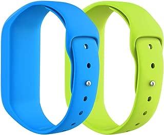ANCOOL Compatible with Vivofit JR Bands Silicone Wristbands Replacement for Vivofit JR/Vivofit jr 2/Vivofit 3 Fitness Tracker