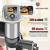 Zoom IMG-2 sous vide cooker macchina roner