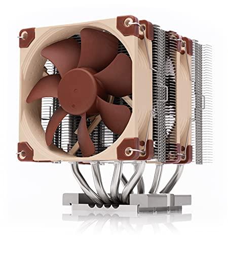 Noctua NH-D9 DX-4189 4U, Disipador de CPU Intel Xeon LGA4189 (Marrón)