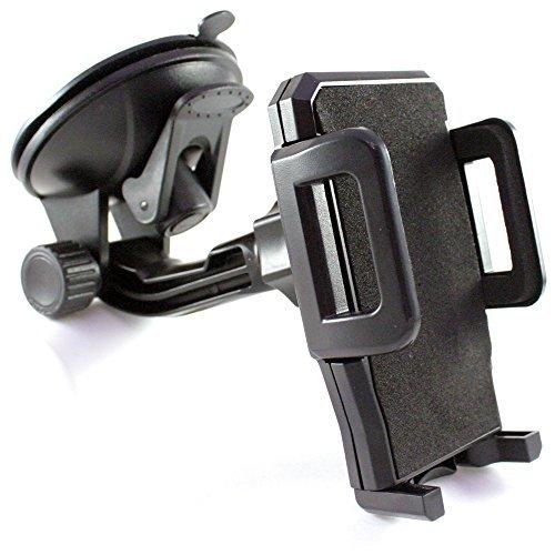 Universal Handyhalterung Autoscheibe Saugnapf Scheibe Auto KFZ Handy Halterung Halter (kompatibel mit Samsung & iPhone) S20 S10 S9 S8 A71 A70 A51 A50 A40 A30s M40 M30 11 X XS XR 8 Plus Ultra Max Pro