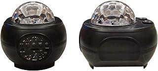 スタープロジェクターライト ベッドサイドランプ BDBKMG「2020最新版&リモコン式」Bluetooth スピーカー 一台二役 投影ランプ Bluetooth5.0/USBメモリに対応 プラネタリウム 15種点灯モード タイマー機能付き 音...