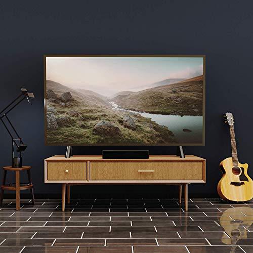 Majority Bowfell Compact 2.1 Barre de Son avec Optique AUX + RCA USB Lecture 50W TV Bluetooth PC Noir