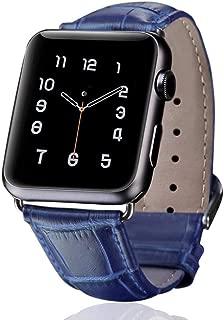 Nywing For apple watch バンド 38mm 42mm 40mm 44mm本革 アップルウォッチバンド iWatchバンド apple watch series 1 series 2 series 3 series 4