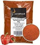 Minotaur Spices | Pimentón Dulce molido, Polvo de pimentón Suave | 2 X 500g (1 kg)