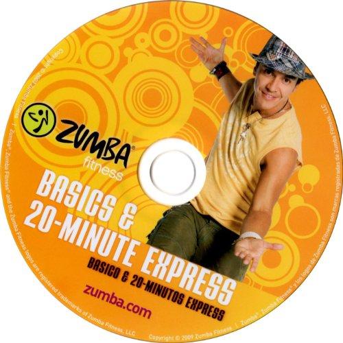 Zumba Fitness Basics & 20-Minute Express DVD