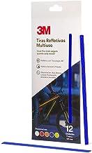Tira Refletiva Multiuso 3M – cor: azul, 7 x 145 mm