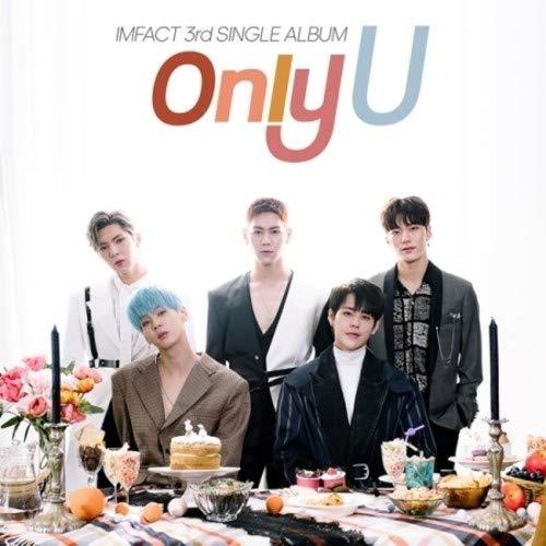3rd Single Album: Only U