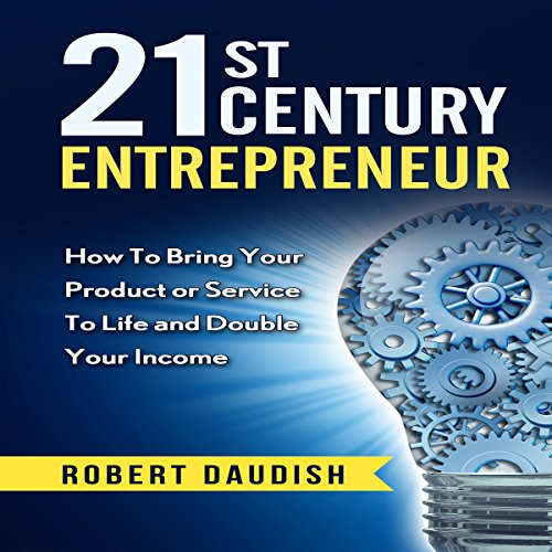 21st Century Entrepreneur cover art