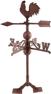Esschert WV10 - Veleta, Color marrón, 1 Pieza