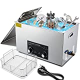 Commercial Ultrasonic Cleaner 30L...