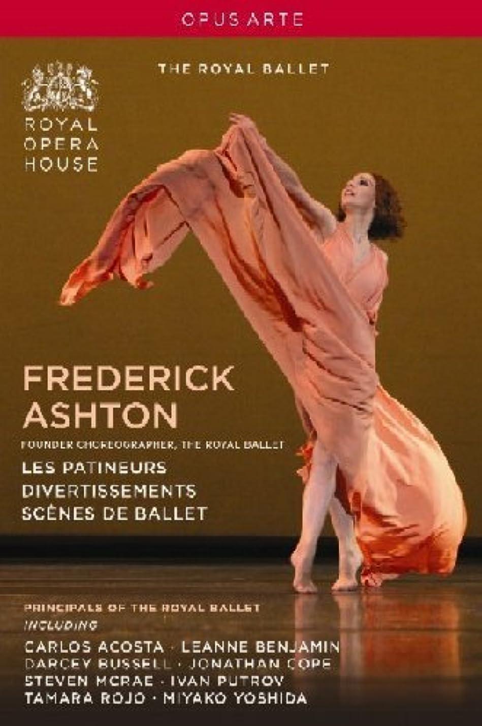 周辺資本主義布Patineurs & Divertissements & Scenes De Ballet [DVD] [Import]