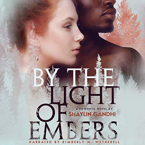 By the Light of Embers audiobook cover art