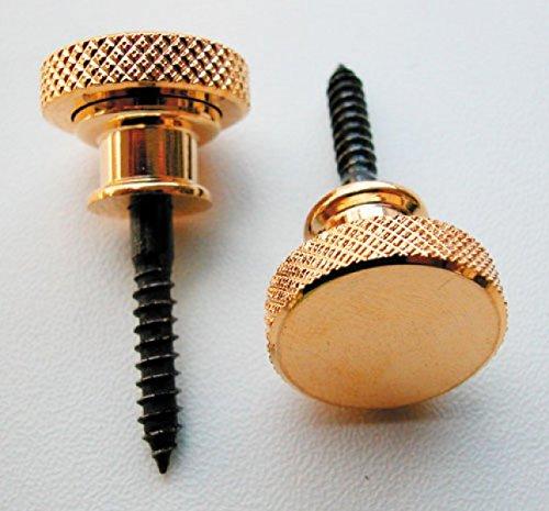 Duesenberg EP50G Multi-Lock, 12/17mmØ / gold (1 Paar)