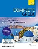 Complete Greek (Teach Yourself)
