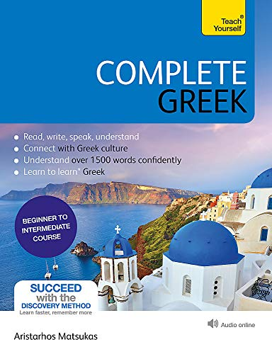 Compare Textbook Prices for Complete Greek Teach Yourself Illustrated Edition ISBN 9781529325003 by Matsukas, Aristarhos