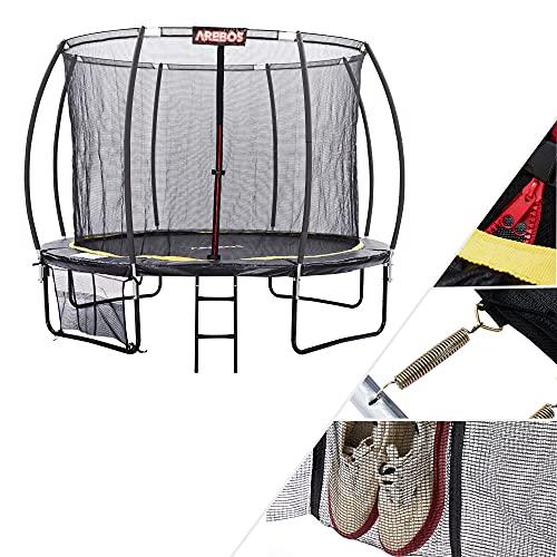 Arebos trampoline extérieur pour enfants et adultes  ...