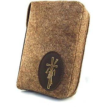 adriatica Cuero Fundas de Piel sintética para liturgia de Las Horas 4 volúmenes, Negro,: Amazon.es: Hogar
