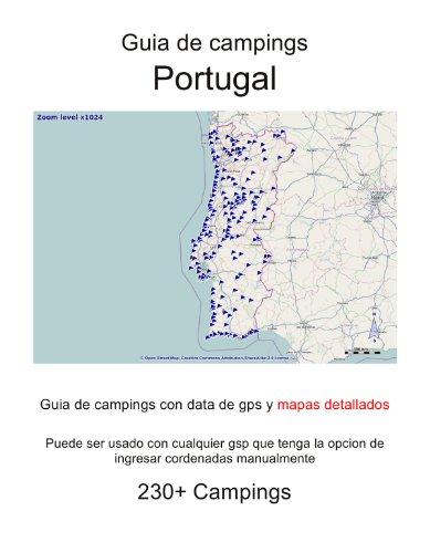 Guia de campings en PORTUGAL (con data de gps y mapas detallados)