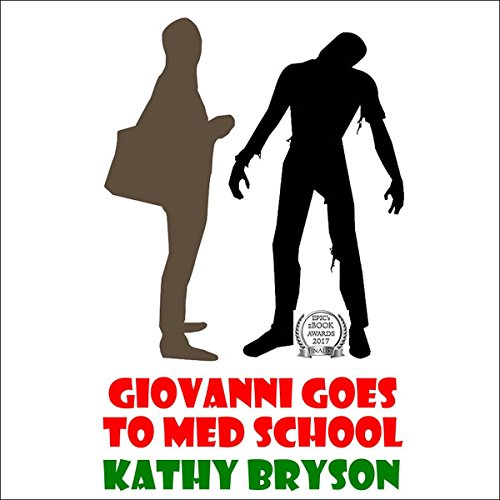 Giovanni Goes to Med School audiobook cover art