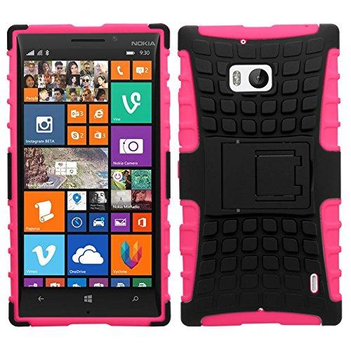 SAMRICK Durevole Anti-Scivolo Custodia per Nokia Lumia 930, Rosa