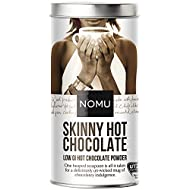 NOMU Skinny Hot Chocolate | Instant Diabetic-Friendly, Low Calorie Hot Chocolate Powder | No Added S...