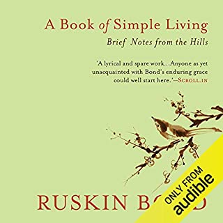 A Book of Simple Living cover art