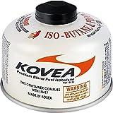 Kovea Premium Blend Isobutane Camping Stove Fuel (230 Grams)