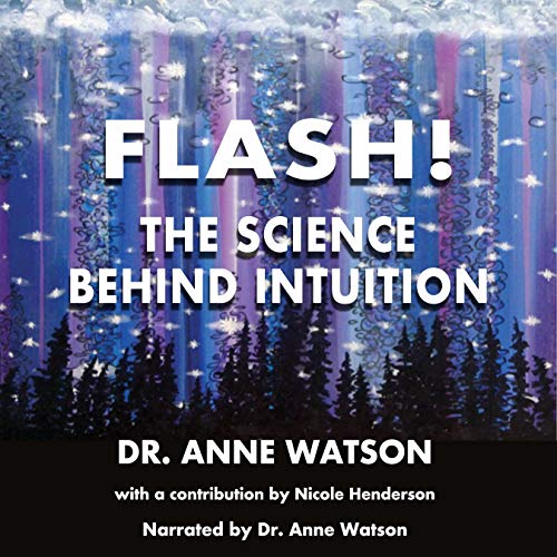 Flash! audiobook cover art