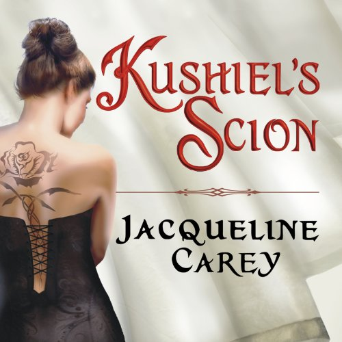 Kushiel's Scion audiobook cover art