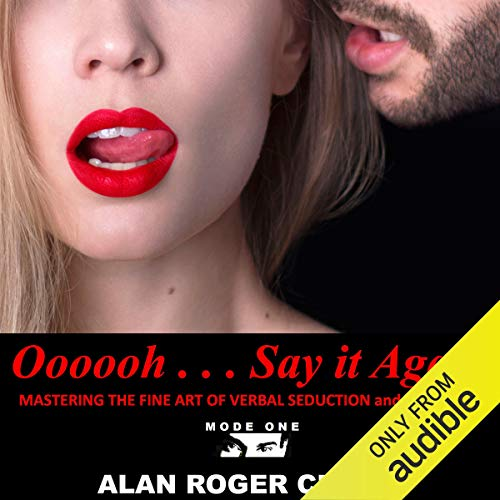Oooooh . . . Say it Again audiobook cover art