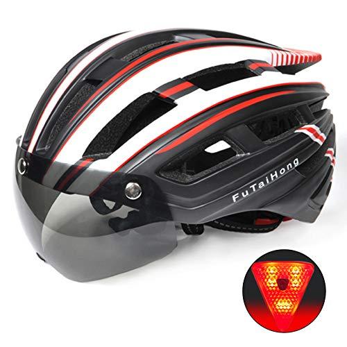Maschera Per Il Viso Ciclismo Motocicletta Casco Da Gara Da Ciclista Wind