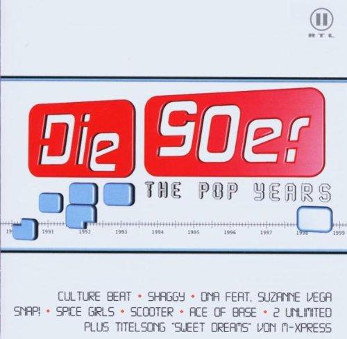 Rtl2 90er-the Pop Years