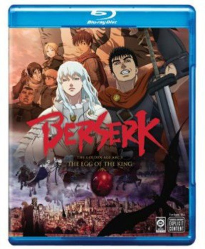 Berserk: The Golden Age Arc I - Egg Of The King [Edizione: Stati Uniti] [USA] [Blu-ray]